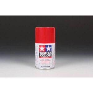 Tamiya 85018 TS-18 Metallic Red Spray 100ml