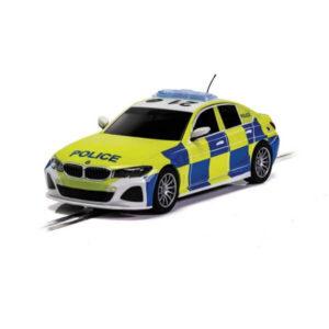 Scalextric C4165 BMW 330i M-Sport Police Car