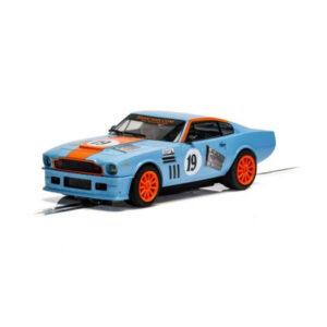 Scalextric C4209 Aston Martin V8 Gulf Edition