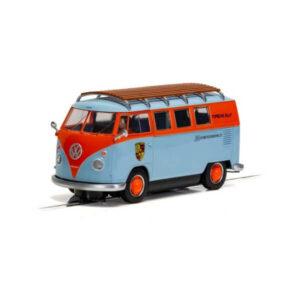 Scalextric C4217 Volkswagen T1b Microbus Gulf Edition