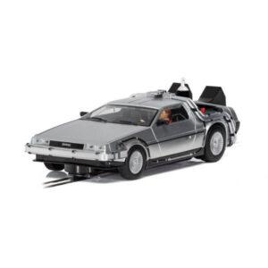 Scalextric C4249 DeLorean 'Back To The Future Part 2'