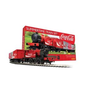 Hornby R1276M Summertime Coca-Cola Train Set