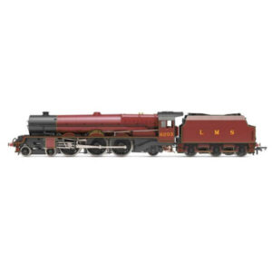 Hornby R30001X Class 8P Princess Royal 6203 'Princess Margaret Rose' in LMS Crimson DCC Fitted