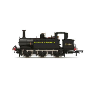 Hornby R30006X Class A1 (Terrier) 32646 British Railways Black DCC Fitted