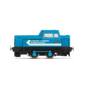 Hornby R30009 Sentinel 4wDH Shunter 'Jean' London Carriers International
