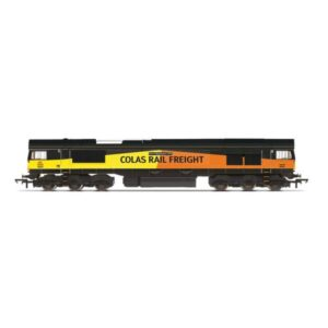 Hornby R30019 Class 66 66850 'David Maidment OBE' Colas Railfreight
