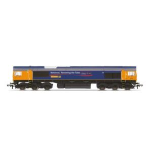 Hornby R30020 Class 66 66713 'Forest City' GBRf