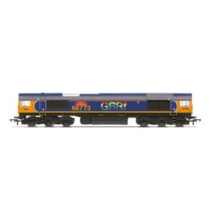 Hornby R30023 Class 66 66773 'Pride of GB Railfreight' GBRf