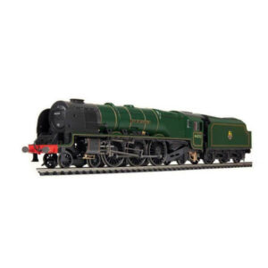 Hornby R3981 Princess Coronation 45252 'City of Leicester' BR Lined Green with Early Crest