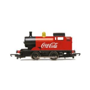 Hornby R3955 0-4-0T 'Coca Cola' RailRoad Range