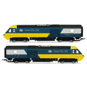 Hornby R3957 Class 43 HST Train Pack 'The LNER Farewell Tour' BR InterCity Livery