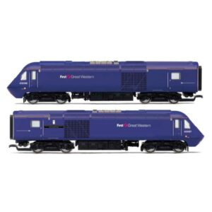 Hornby R3958 Class 43 HST Train Pack First Great Western