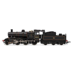 Hornby R3981 Standard Class 2MT 78054 BR Black with Late Crest