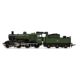 Hornby R3982 Standard Class 2MT 78006 BR Lined Green with Late Crest