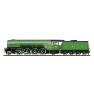 Hornby R3983 LNER P2 Class 2007 'Prince of Wales' LNER Apple Green