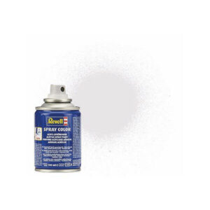 Revell 34102 Acrylic Matt Clear Varnish Spray 100ml