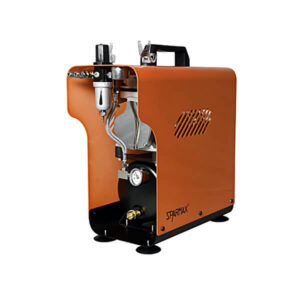 Sparmax TC-620X Quantum Orange Airbrush Compressor