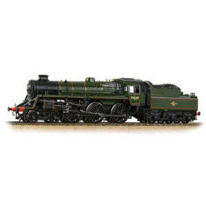 Bachmann 31-116A BR Class 4MT with BR2 Tender 75029 BR Lined Green with Late Crest