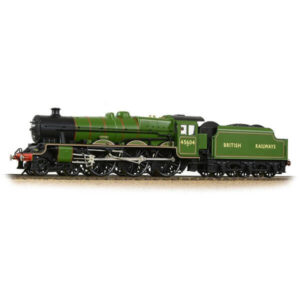 Bachmann 31-191 Jubilee Class 45604 'Ceylon' BR Experimental Green