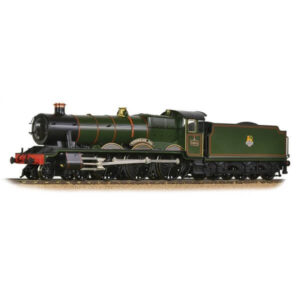 Bachmann 31-785 Class 49xx (Modified Hall) 6990 'Witherslack Hall' BR Lined Green with Early Crest