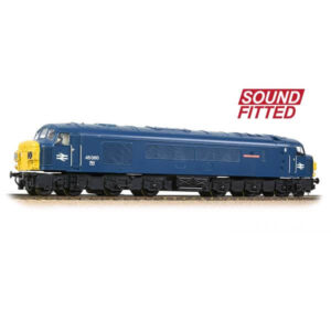 Bachmann 32-677BSF Class 45/0 45060 'Sherwood Forester' BR Blue DCC Sound Fitted