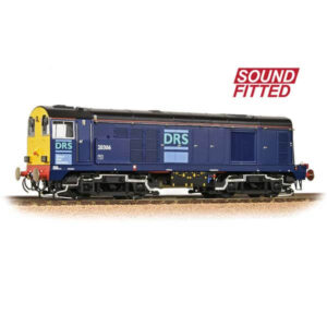 Bachmann 35-125SF Class 20/3 20306 DRS Blue DCC Sound Fitted