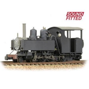 Bachmann 391-030SF Baldwin 10-12-D No.4 Snailbeach District Railways Black Weathered DCC Sound Fitted