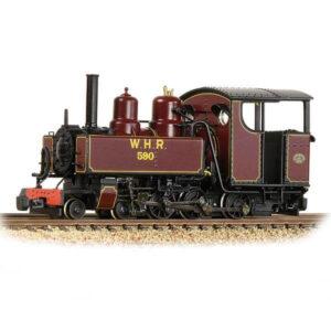 Bachmann 391-031 Baldwin 10-12-D No.590 Welsh Highland Railway Lined Maroon