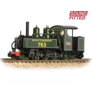 Bachmann 391-032SF Baldwin 10-12-D E763 'Sid' SR Maunsell Green DCC Sound Fitted