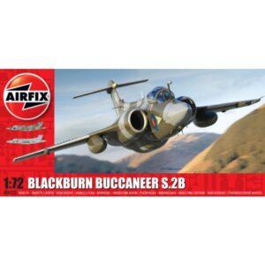 Airfix A06022 Blackburn Buccaneer S.2B RAF 1/72 Scale