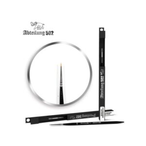 Abteilung 502 ABT830-10/0 Round Brush 10/0