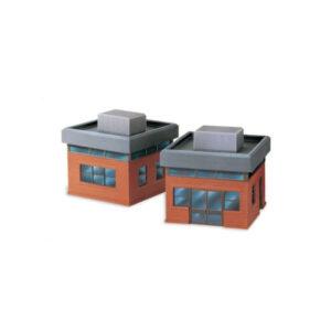 PECO LK-81 Office Buildings (pack 2)