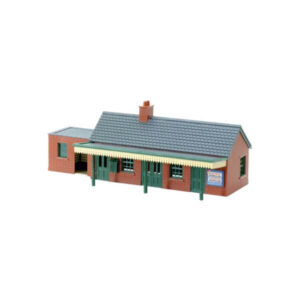 PECO NB-12 Country Station Brick Type