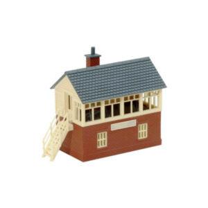 PECO NB-3 Signal Box Brick / Timber Type