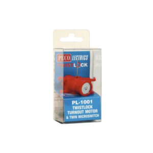 PECO PL-1001 Twistlock Point Motor & Microswitch
