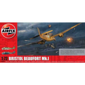 Airfix A04021 Bristol Beaufort Mk.1 1/72 Scale