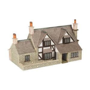 Metcalfe Models PN167 N Gauge Town End Cottage