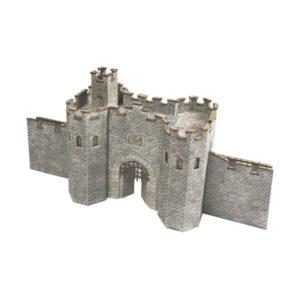 Metcalfe Models PN191 N Gauge Castle Gatehouse