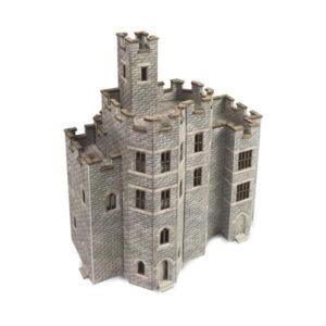 Metcalfe Models PN194 N Gauge Castle Hall