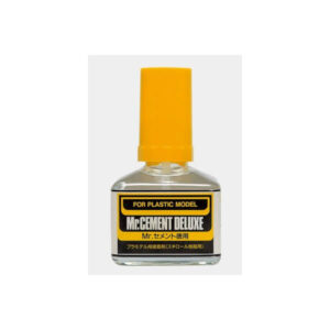 Mr Hobby MC127 Mr Cement Deluxe 40ml Bottle