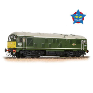 Bachmann 32-415 Class 24/0 D5036 BR Green with Small Yellow Panel