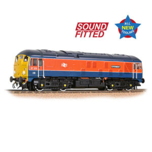 Bachmann 32-444SF Class 24/1 97201 'Experiment' BR RTC Livery DCC Sound Fitted