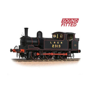 Bachmann 31-060SF LNER Class J72 Tank LNER Lined Black DCC Sound Fitted