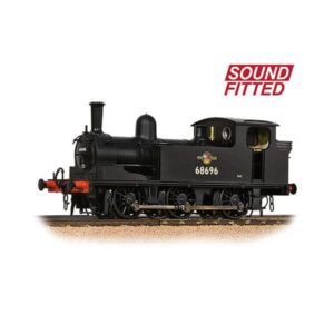 Bachmann 31-062SF LNER Class J72 Tank BR Black with Late Crest DCC Sound Fitted