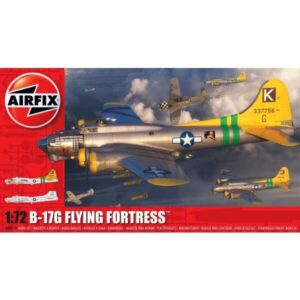 Airfix A08017B Boeing B-17G Flying Fortress 1/72 Scale