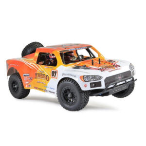 FTX 5557 Zorro 1/10 4WD RTR Brushless Electric Trophy Truck