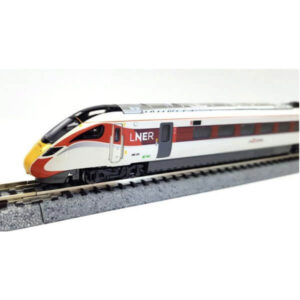 Kato K10-1674 N Gauge Class 800/2 LNER Azuma EMU 5 Car Set